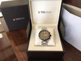 TAG HEUER FORMULA 1 WATCH (RUSH)