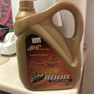 Engine Oil Fully Synthetic