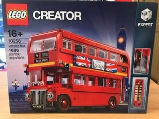Lego - London Bus