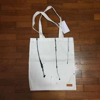 Canvas Tote Bag(Gamewbear)