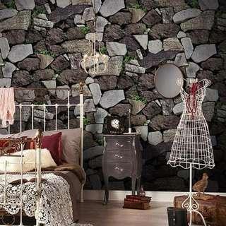 Bricks High quality wallpapers self adhesive tape