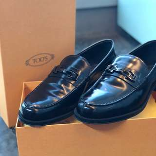 Tod's Shoes Original Brogues Male