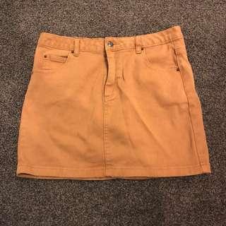 Glassons Demin Skirt