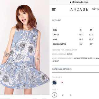 Can nego Preloved aforarcade Carly dress