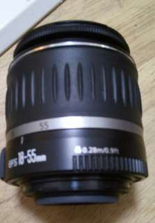 Canon efs18-55mm 鏡頭