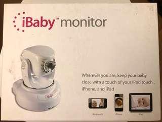 iBaby Monitor嬰兒監視攝像頭