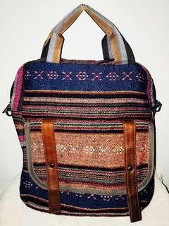 ‼️Aztec/Boho Inspired Backpack/Sling Bag✨