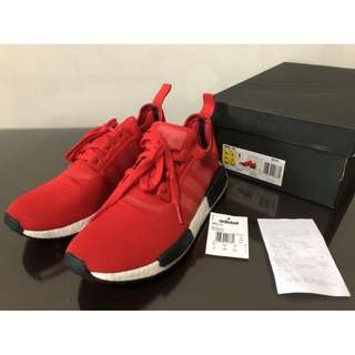 Adidas NMD R1 Red Original