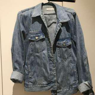 Assembly label Denim Jacket