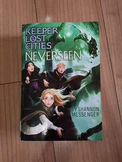 Keeper of the Lost Cities Neverseen