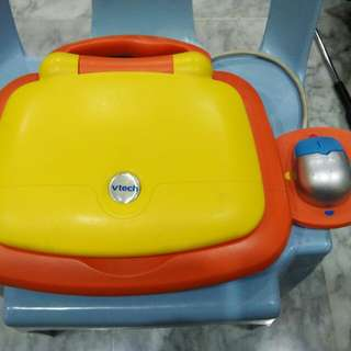 Vtech Tote n Go Laptop Plus 🆓 Post 🆓 Battery