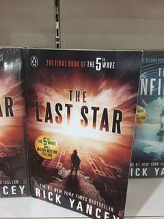 The Final Book of The 5th Wave .. The Last Star