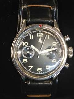 機械上鍊計時錶(無廠名)