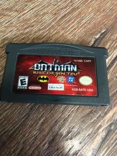 🚚 GBA Batman Game