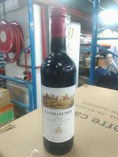 LA collection Grad 法國紅酒 2014年