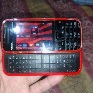 Nokia N97 mini & 5730 ExpressMusic ( wifi ready)