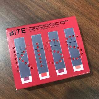 Bite Beauty Amuse Bouche Liquified Lip Set