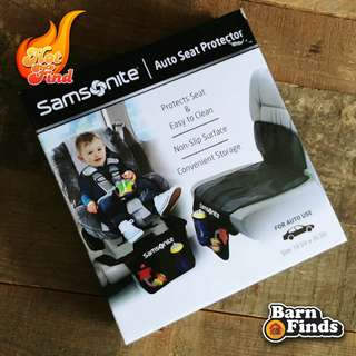 SAMSONITE CHILD AUTO SEAT PROTECTOR