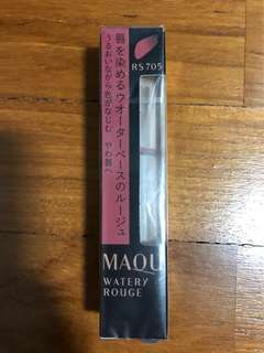 Brand New Authentic Shiseido Maquillage Watery Rouge Lipstick