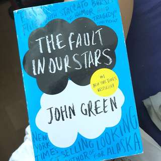 🚚 The Fault In Our Stars By John Green