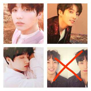 WTB / LOOKING FOR LOVE YOURSELF 轉 TEAR JUNGKOOK PC