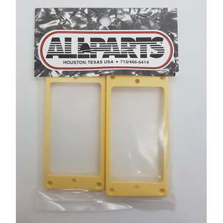 Cream Humbucking Pickup Ring Set for Epiphone® (by Allparts)