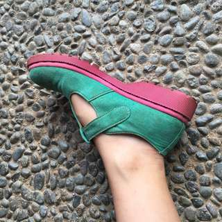 Two Tone MKS Shoes