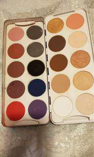 Kryolan eyeshadow kit