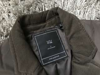 Undercover x Uniqlo Jacket Brown Size S