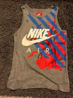 Nike Air Grey Singlet