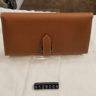 Hermes Long Wallet