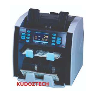 Heavy Duty Money Value Counter *FREE Receipt Printer & External Display!