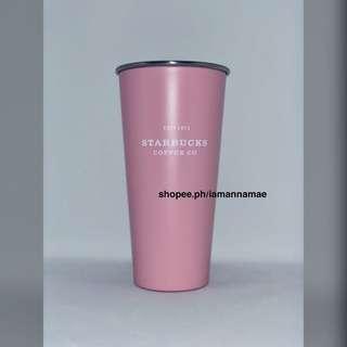 Starbucks Pink Pastel Tumbler