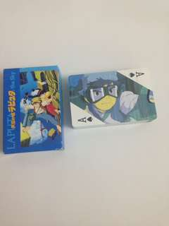 LAPUTA CASTLE IN THE SKY CARDS