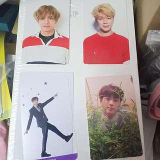 [Clearance stock]BTS OFFICIAL PHOTOCARD