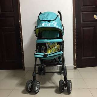 🚚 Lucky baby stroller - Umbrella Foldable - Not A Single Stain