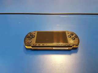 [32Gb Modded] PSP 3000 (MHB-3000) - Monster Hunter Edition.