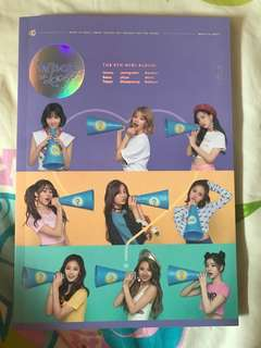 twice what is love 專輯
