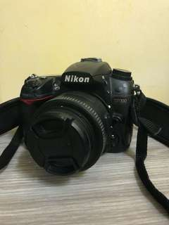 Nikon D7000 Full Set + 2 lens (Nikkor 35mm 1.8g & Tokina 11-16mm f2.8)