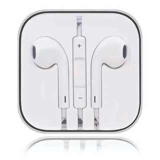 IPHONE HEADSET WITH MIC AND VOLUME