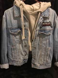 Denim Jacket Metallica