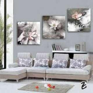 (PO) Quadro Cuadros Canvas Wall Art