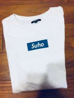 🚚 Spao x EXO 聯名短T