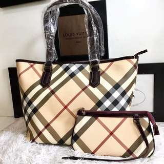 Burberry 2 in 1 Bag