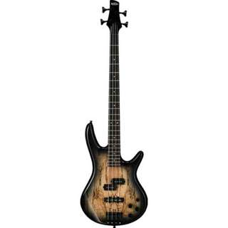 Ibanez GIO GSR200SM 4-String Elec Bass Guitar (Natural Gray Burst)