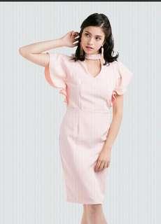 Dress Pink Formal