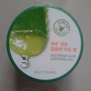Beauty K Jeju Fresh Aloe Soothing Gel ORI