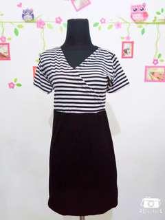 Stripie Mini Dress