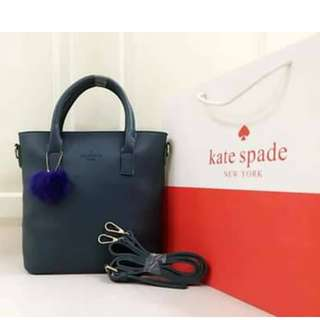 Kate Spade hand bag with sling