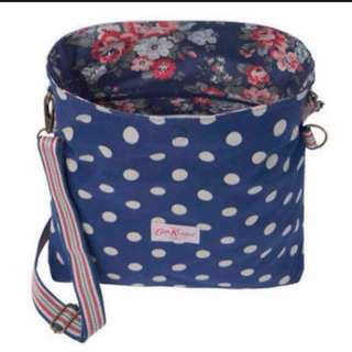 preloved cath kidston reversible bag